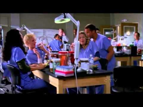 Grey's Anatomy - Funny moments - YouTube