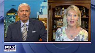 Sen. Runestad joins Fox 2 News to discuss state of emergency extension