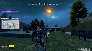 *NEW* NIGHT MAP in BATTLE ROYALE!!   COD MOBILE   SOLO VS SQUADS