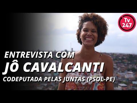 Entrevista com a deputada estadual Jô Cavalcanti (PSOL-PE) (20.9.19)