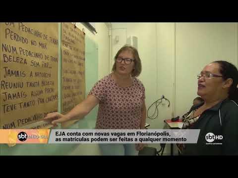 EJA tem vagas disponíveis para jovens e adultos em Florianópolis