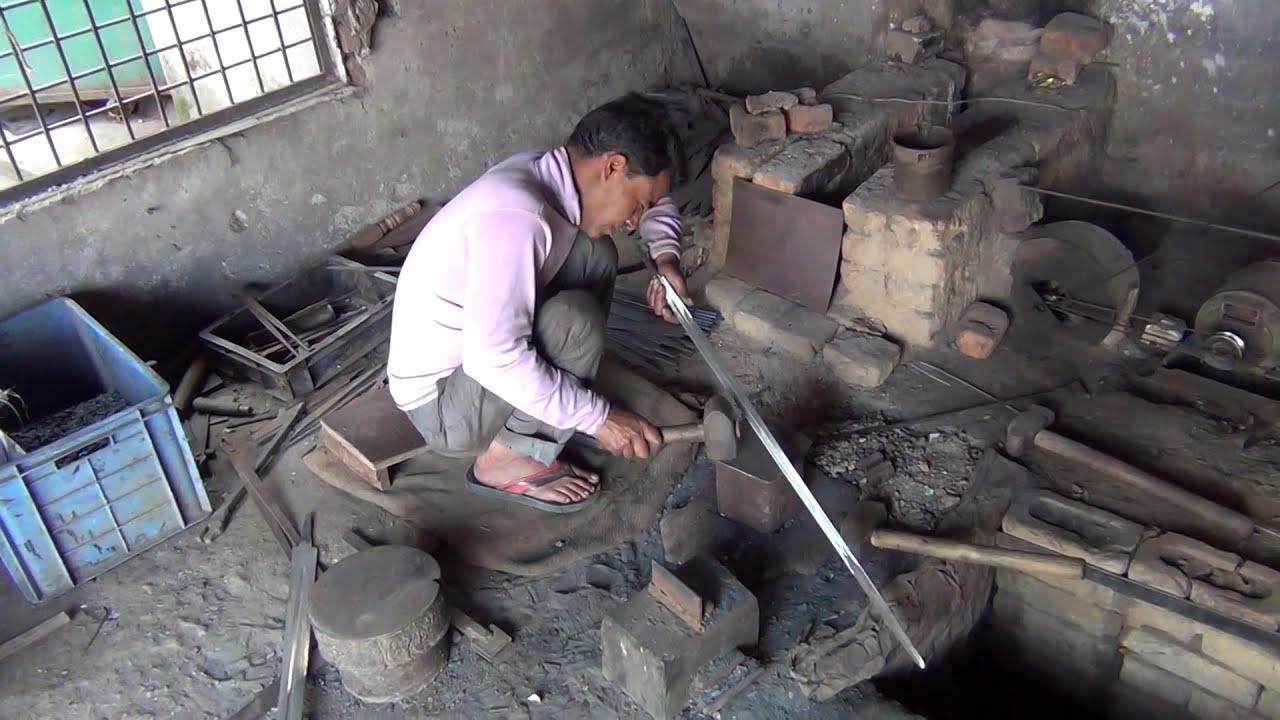 Workplace Of Surya Handicraft Dehradun India Youtube