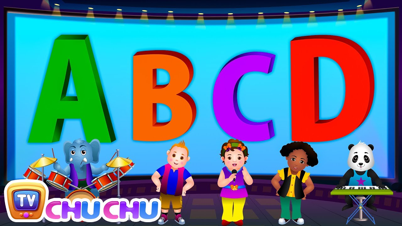 Download ABCD Alphabet Song - Nursery Rhymes Karaoke Songs ...