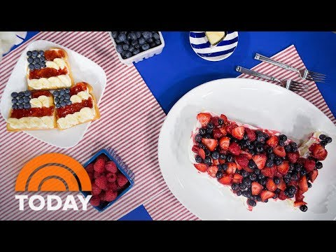 Fourth Of July: Drinks, Decor And Dessert Ideas For Your Get-Together | TODAY