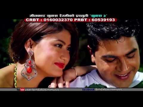 Malai Timro Samjhanale मलाई तिम्रो सम्झानाले   PROMO   MALE  Bindbasini Music_ Pramod Kharel
