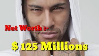 Neymar Jr Lifestyle Footballer. / The Game Zone