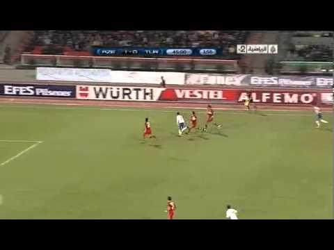 Azerbaijan 1:0 Turkey (Euro 2012 Qualification) - Full Match.