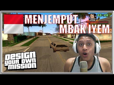 NGANTER MBAK IYEM KE PASAR – Grand Theft Auto Extreme Indonesia DYOM #31