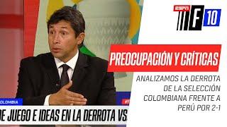 Opiniones divididas ante la derrota de #Colombia frente a #Perú