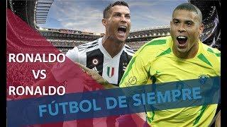 Ronaldo contra Ronaldo. ¿El resultado? #MundoMaldini