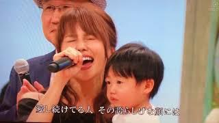 家族対抗歌合戦 原口あきまさチーム 福下恵美 動画 1