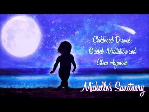 Reconnect with Your Inner Child: Guided Meditation and Sleep Hypnosis