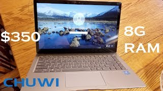 CHUWI Lapbook Air 14.1 Inch Laptop Unboxing and Review.  Best Cheap Laptop?