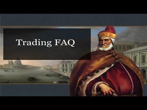 [EU4] Trade FAQ