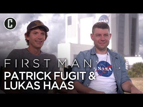 First Man: Patrick Fugit and Lukas Haas on the Physics of Orbital Mechanics