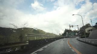 神奈川県愛甲郡愛川町半原 国道412号線付近の虹