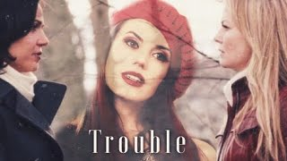 Trouble - Emma.Ruby.Regina