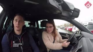 Malina macht den Führerschein bei der Fahrschule Krebs: Erste Überlandfahrt