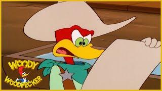Woody Woodpecker Show | Time Machine | Woody Woodpecker Full Episode | Kids Cartoon | Kids Movies