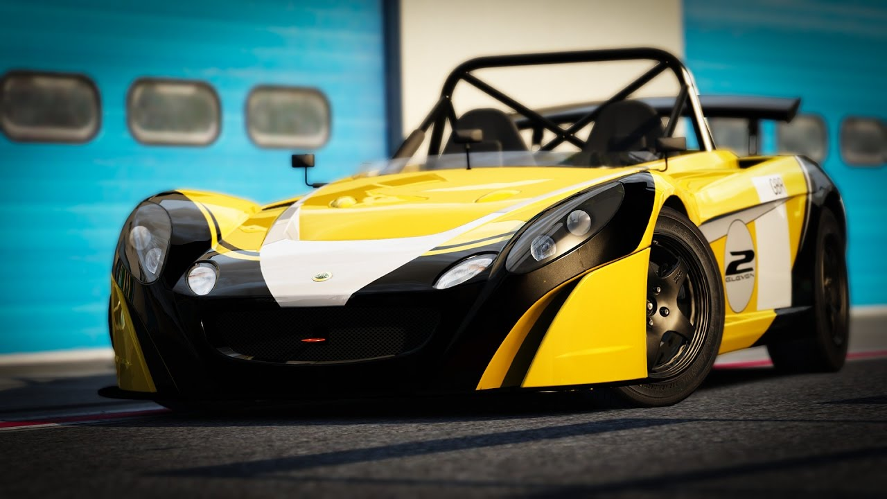 assetto corsa lotus 2 eleven race at vallelunga club youtube. Black Bedroom Furniture Sets. Home Design Ideas