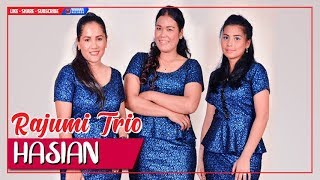 RAJUMI TRIO - Hasian (Official Video) Lagu Batak Terpopuler