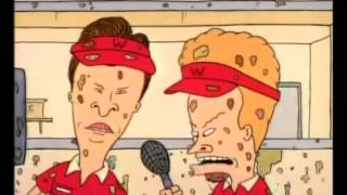 Beavis and butthead closing time