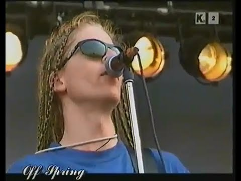 Offspring - Rock Torhout 1995 (PRO SHOT)