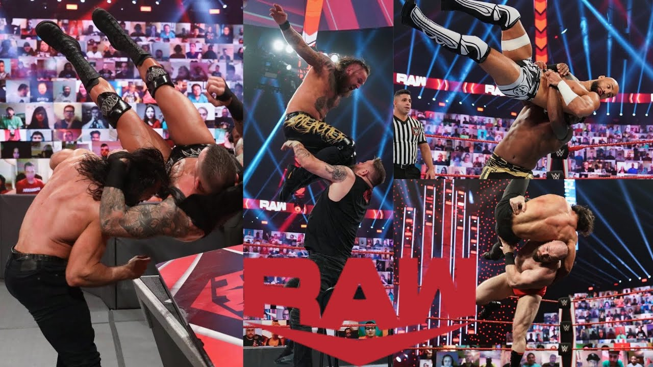 Download WWE RAW 12th October 2021 Full Highlights - WWE RAW 10/12/2021 Full Highlights