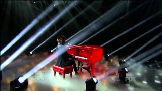 Watch Colton Dixon Piano Man video