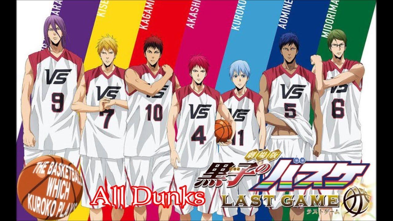 Kuroko no Basket Movie 4: Last Game English Subbed