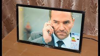 pHILIPS 22PFT4022/12  видео обзор Интернет магазина