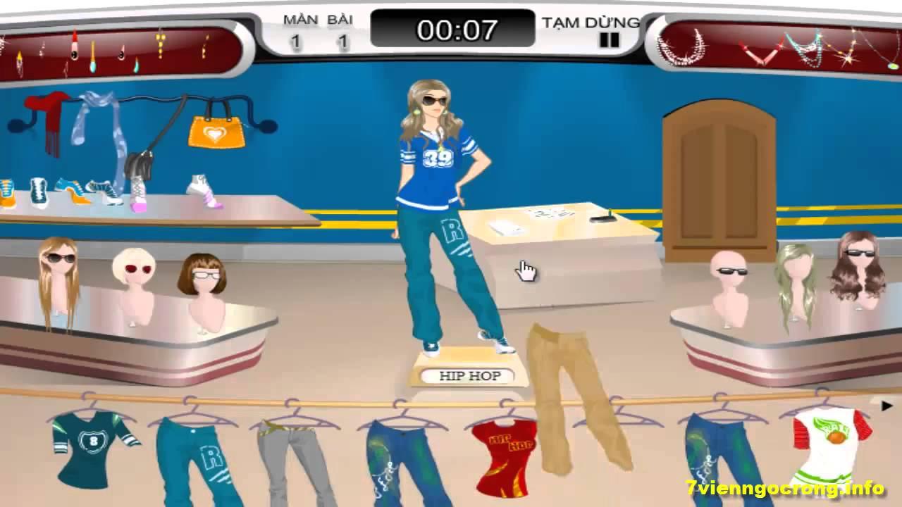 Game thời trang nữ – Trò chơi chọn trang phục siêu mẫu thời trang | Tất tần tật thông tin về thời trang nữ