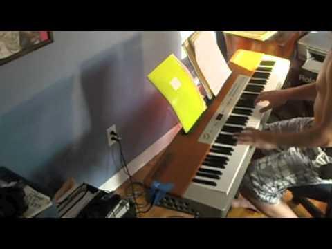 Canon improvisation no14 - Shirtless Johann