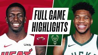 Game Recap: Bucks 122, Heat 108