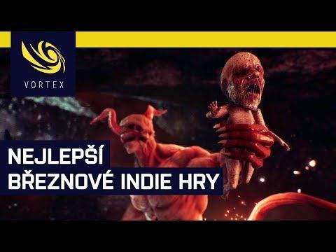 Pekelný horor Agony vede náš výběr nejlepších březnových indie her