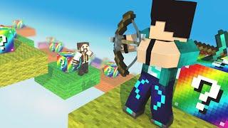 minecraft-dropper-lucky-block-mini-game-novo-com-mods