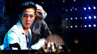 CROOKED - G-DRAGON - BIGBANG - MADE TOUR MEXICO - MADE ZONE - 20151007