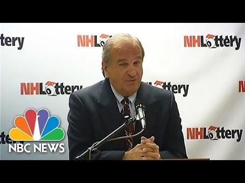 New Hampshire's $487 Million Powerball Winner To Donate To Charities | NBC News