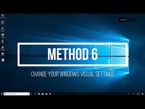 Windows 10  КАК ПОВЫСИТЬ ФПС В ИГРАХ ?  ПОЛНАЯ ОПТИМИЗАЦИЯ