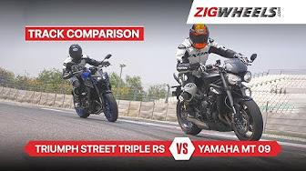 Yamaha MT vs  Yamaha MT-09 - YouTube