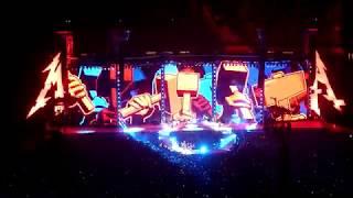 Metallica live in Bucharest - Worldwired Tour 2019