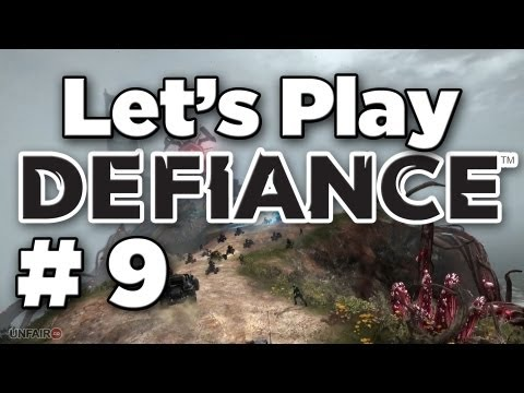 Let's Play Defiance (MMO) - Part #9 - Attempt at PvP