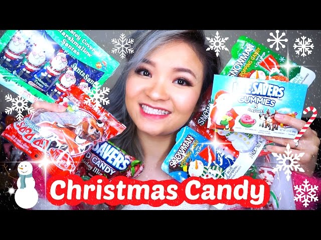 ?N TH? K?O GIÁNG SINH | TRY CHRISTMAS CANDY ? BEESWEETIEE
