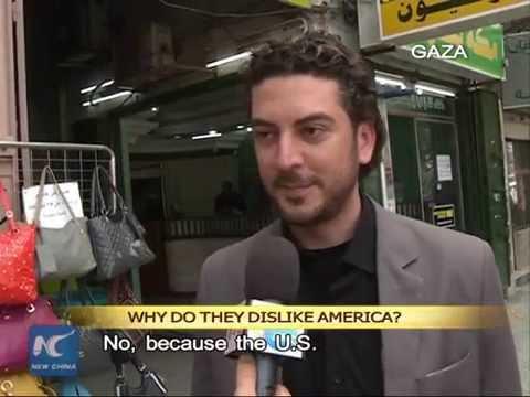 Vox pop: why do they dislike America?  (3)