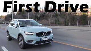 2018 Volvo XC40 - First Impression!