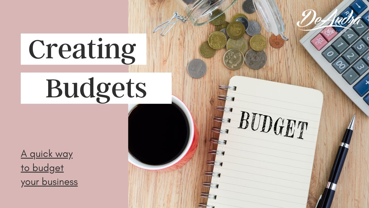 Creating Budget Sheet for your beauty business