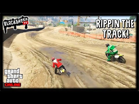 Official Intro to Motocross Racing The RIGHT WAY - NO MODS  - GTA 5 Online