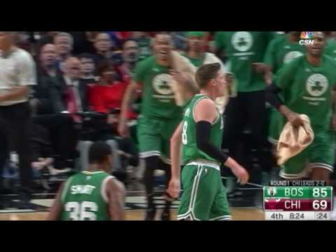 Jonas Jerebko Play Off High Lights