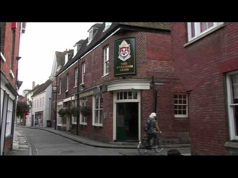 Wykeham Arms, Winchester - Best Town Pub 2013 (Good Pub Guide)