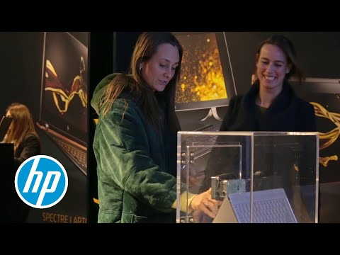 HP Premium Outdoor & Pop-Up Store Amsterdam